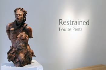 Sculpture by Louise Pentz